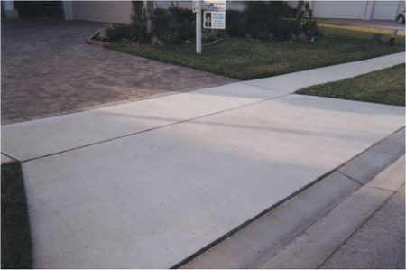 Rust stain remover that cleans rust stains from concrete for Concrete stain remover